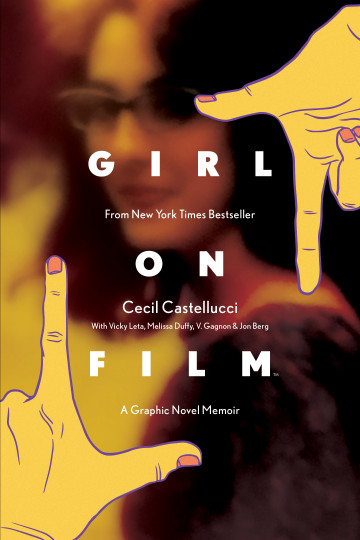 Girl on Film - Cecil Castellucci