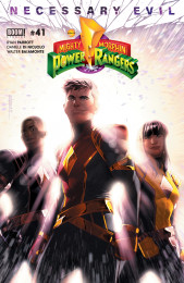 V.41 - Mighty Morphin Power Rangers