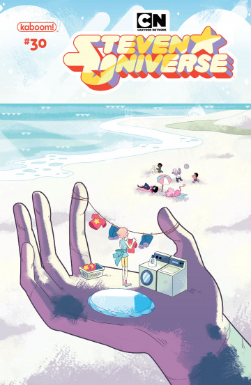 Steven Universe Ongoing - Sarah Gailey