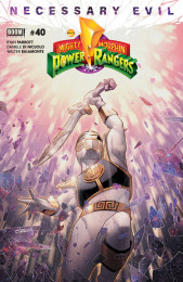 V.40 - Mighty Morphin Power Rangers