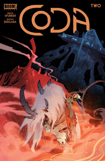 Coda - Simon Spurrier
