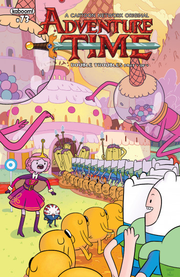 Adventure Time - Kevin Cannon