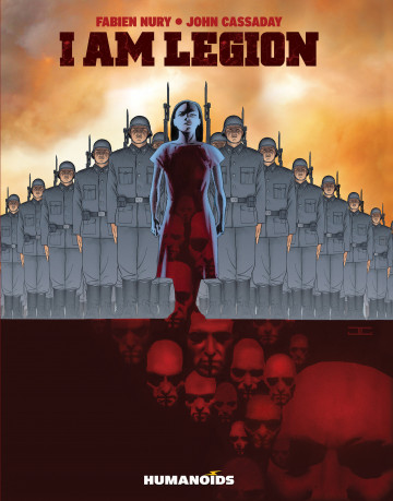 I Am Legion - John Cassaday
