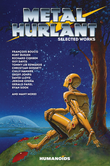 Metal Hurlant - Selected works - R.A. Jones