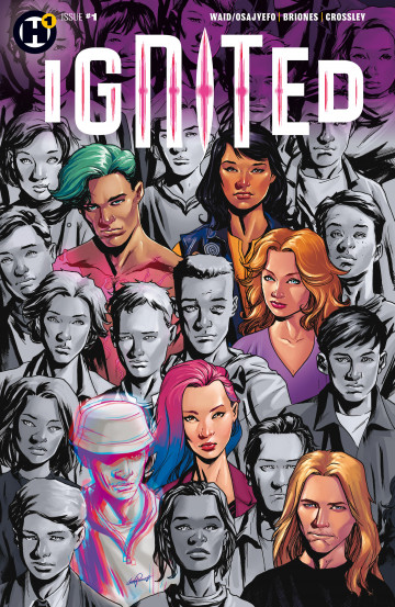 Ignited - Mark Waid