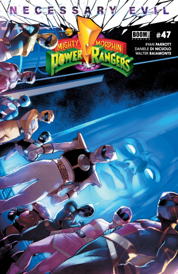 Mighty Morphin Power Rangers - Ryan Parrott