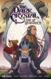 V.1 - Jim Henson's The Dark Crystal: Age of Resistance