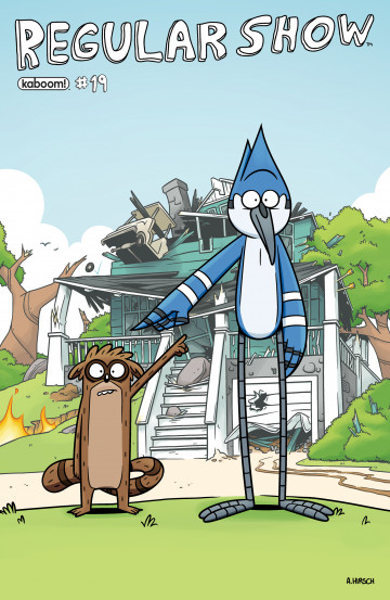 Regular Show - Nick Sumida