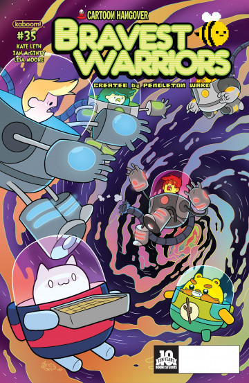 Bravest Warriors - Pendleton Ward