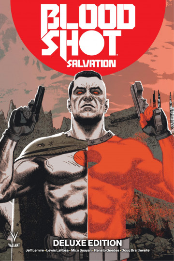 Bloodshot Salvation - Doug Braithwaite