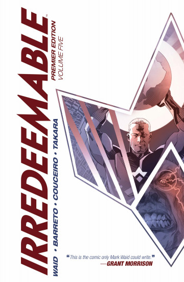 Irredeemable - Mark Waid