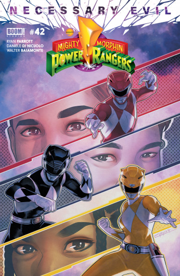 Mighty Morphin Power Rangers - Marguerite BENNETT