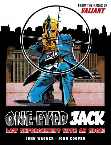 One-Eyed Jack - John Wagner