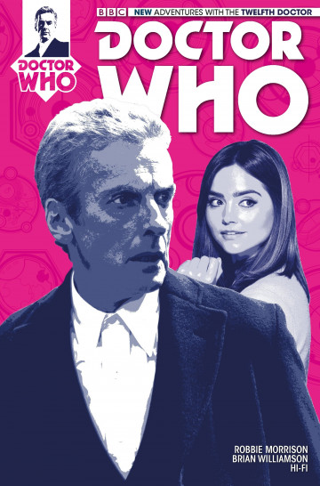 Doctor Who: The Twelfth Doctor - Brian Williamson