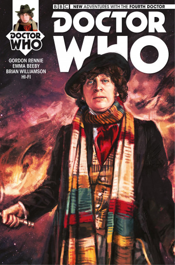 Doctor Who: The Fourth Doctor - Gordon Rennie