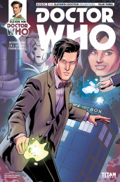 V.8 - C.2 - Doctor Who: The Eleventh Doctor