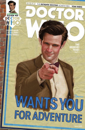 V.8 - C.3 - Doctor Who: The Eleventh Doctor