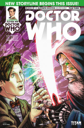 V.9 - C.1 - Doctor Who: The Eleventh Doctor