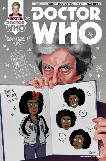 Doctor Who: The Twelfth Doctor - Richard Dinnick
