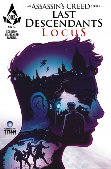 Assassin's Creed: Locus - Ian Edginton