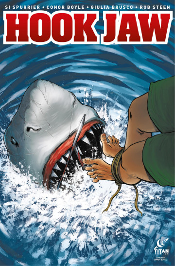 Hook Jaw - Si Spurrier