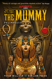V.1 - The Mummy: Palimpsest