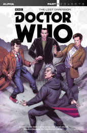 V.1 - C.1 - Doctor Who: The Lost Dimension