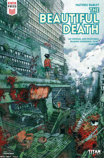 The Beautiful Death - Mathieu Bablet