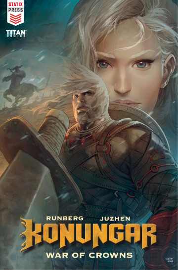 Konungar: War of Crowns - Sylvain Runberg