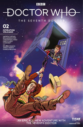 V.1 - C.2 - Doctor Who: The Seventh Doctor