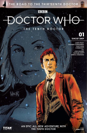 V.1 - C.1 - Doctor Who: The Road To The Thirteenth Doctor