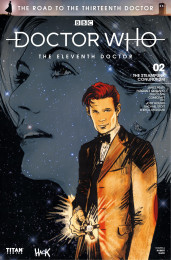 V.1 - C.2 - Doctor Who: The Road To The Thirteenth Doctor