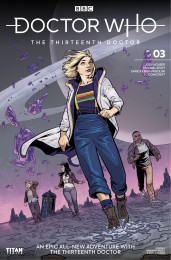 V.1 - Doctor Who: The Road To The Thirteenth Doctor