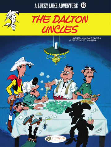 Lucky Luke - Laurent Gerra