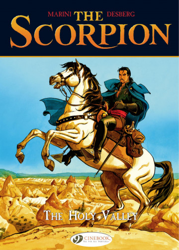The Scorpion - Enrico Marini
