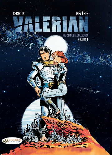 Valerian - The Complete Collection - Pierre Christin