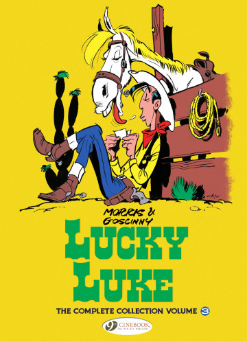 Lucky Luke - The Complete Collection - Morris