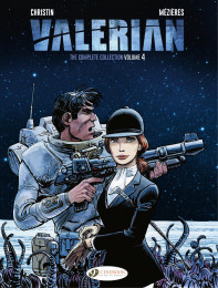V.4 - Valerian - The Complete Collection