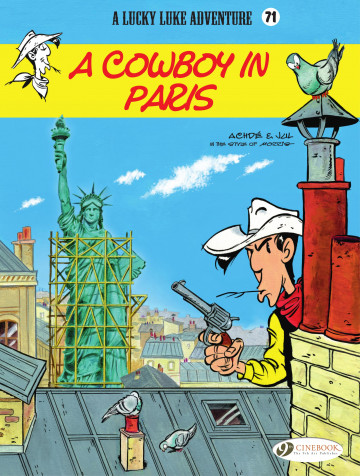 Lucky Luke - Jul