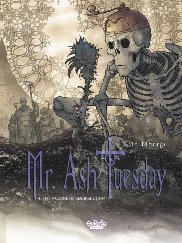 Mr. Ash Tuesday - Liberge