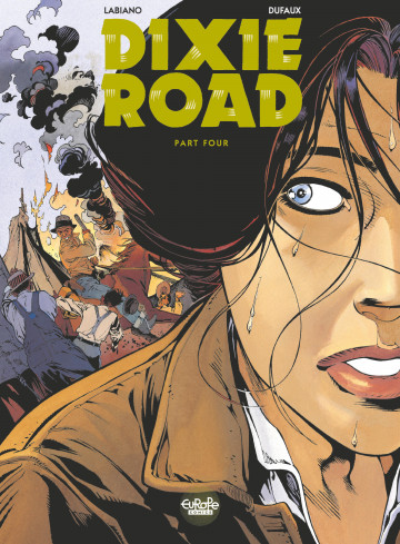 Dixie Road - Jean Dufaux