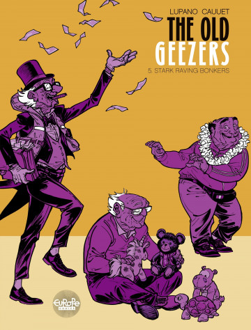 The Old Geezers - Lupano Wilfrid