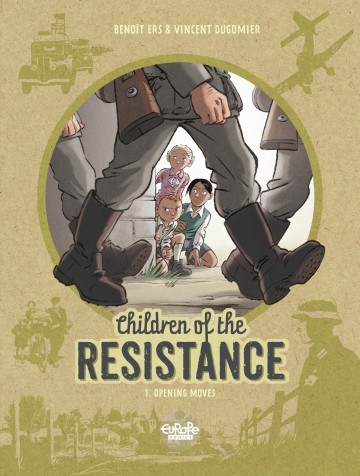 Children of the Resistance - Ers