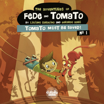 The Adventures of Fede and Tomato - Baró Gerardo