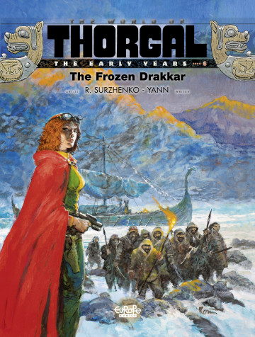 The World of Thorgal: The Early Years - Surzhenko