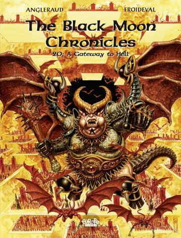 The Black Moon Chronicles - Angleraud Fabrice