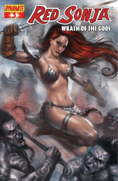 C.3 - Red Sonja: Wrath of the Gods