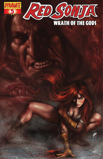 Red Sonja: Wrath of the Gods - Luke Lieberman