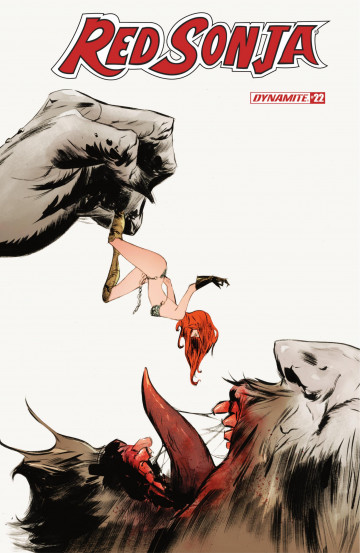 Red Sonja (Vol. 5) - Mark Russell