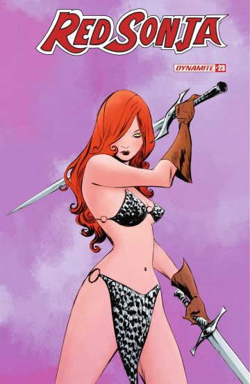 Red Sonja - Mark Russell